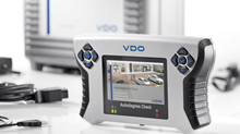 The revolutionary Plug and Play Service Tool by VDO.