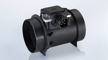 Mass airflow sensors  supply information on temperature, humidity and intake air volume.